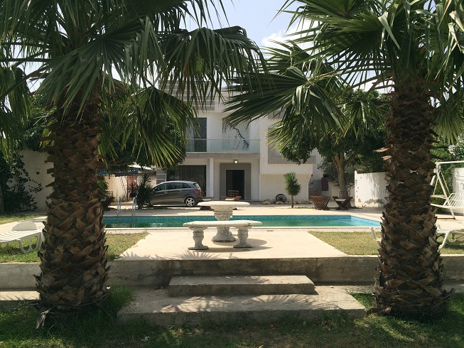 Splendide Villa S4 à La Soukra