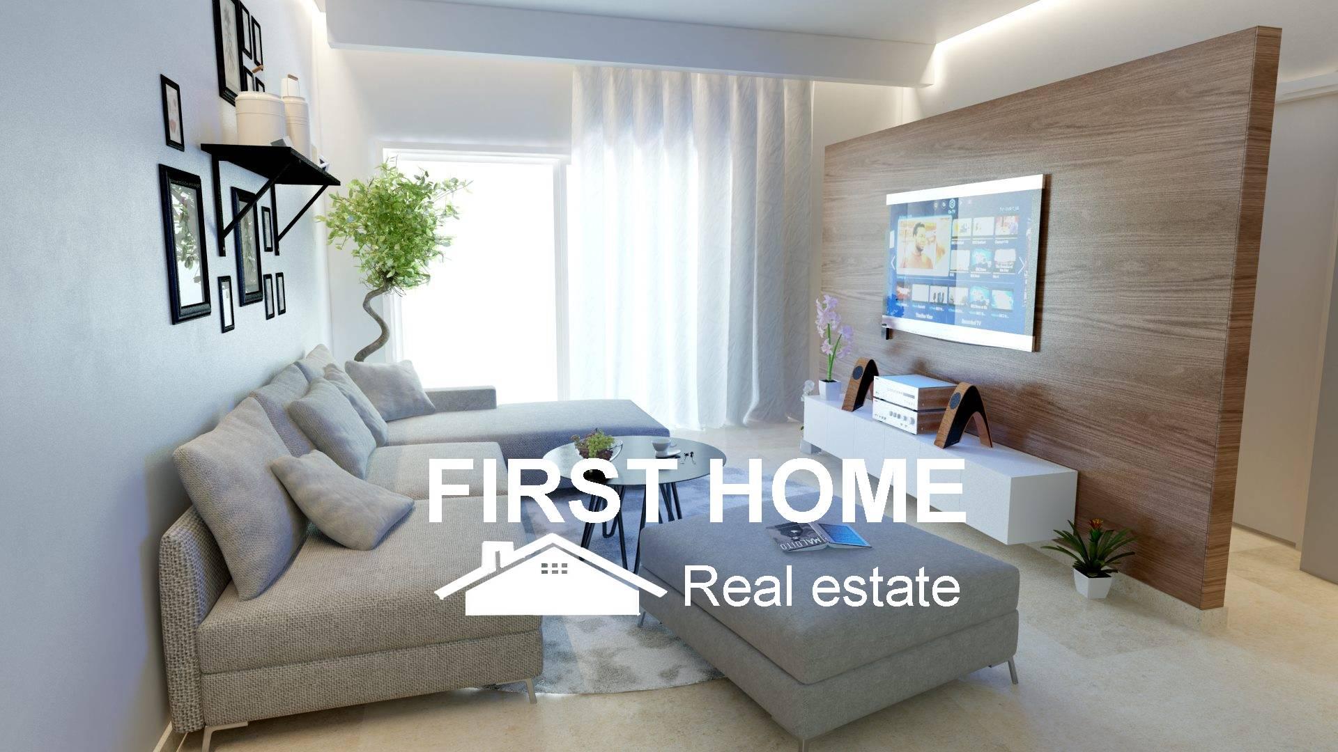 Un magnifique Appartement haut standing S+2 de 147m² est en vente à la Soukra