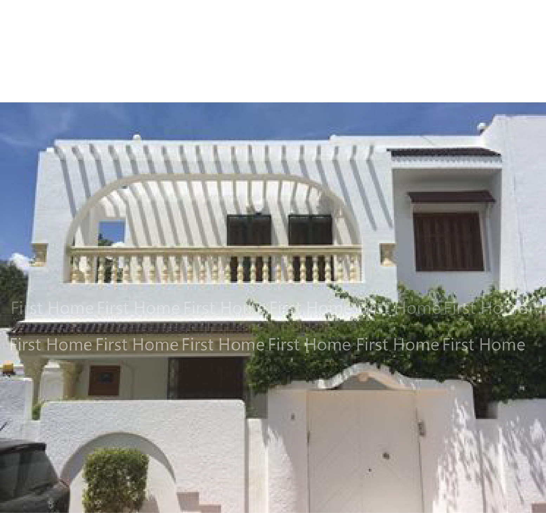Une magnifique Villa s+4 en vente à el Menzah 5