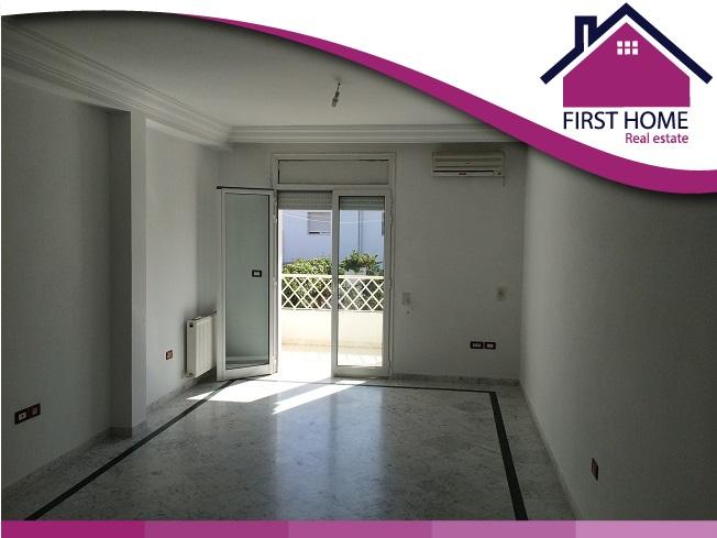 Un Appartement S+2 en location à la Soukra