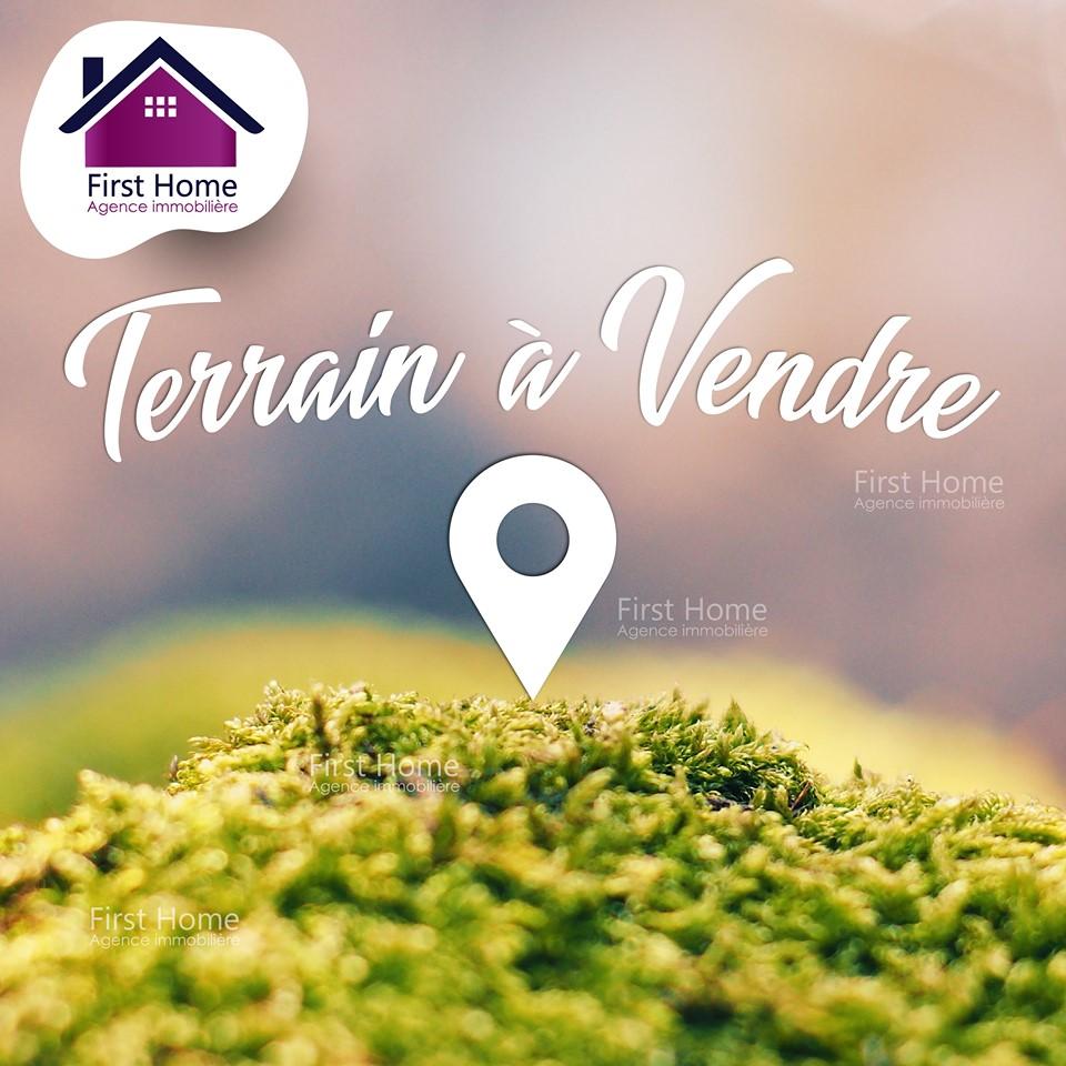 A vendre un terrain de 3761m² à Borj Touil