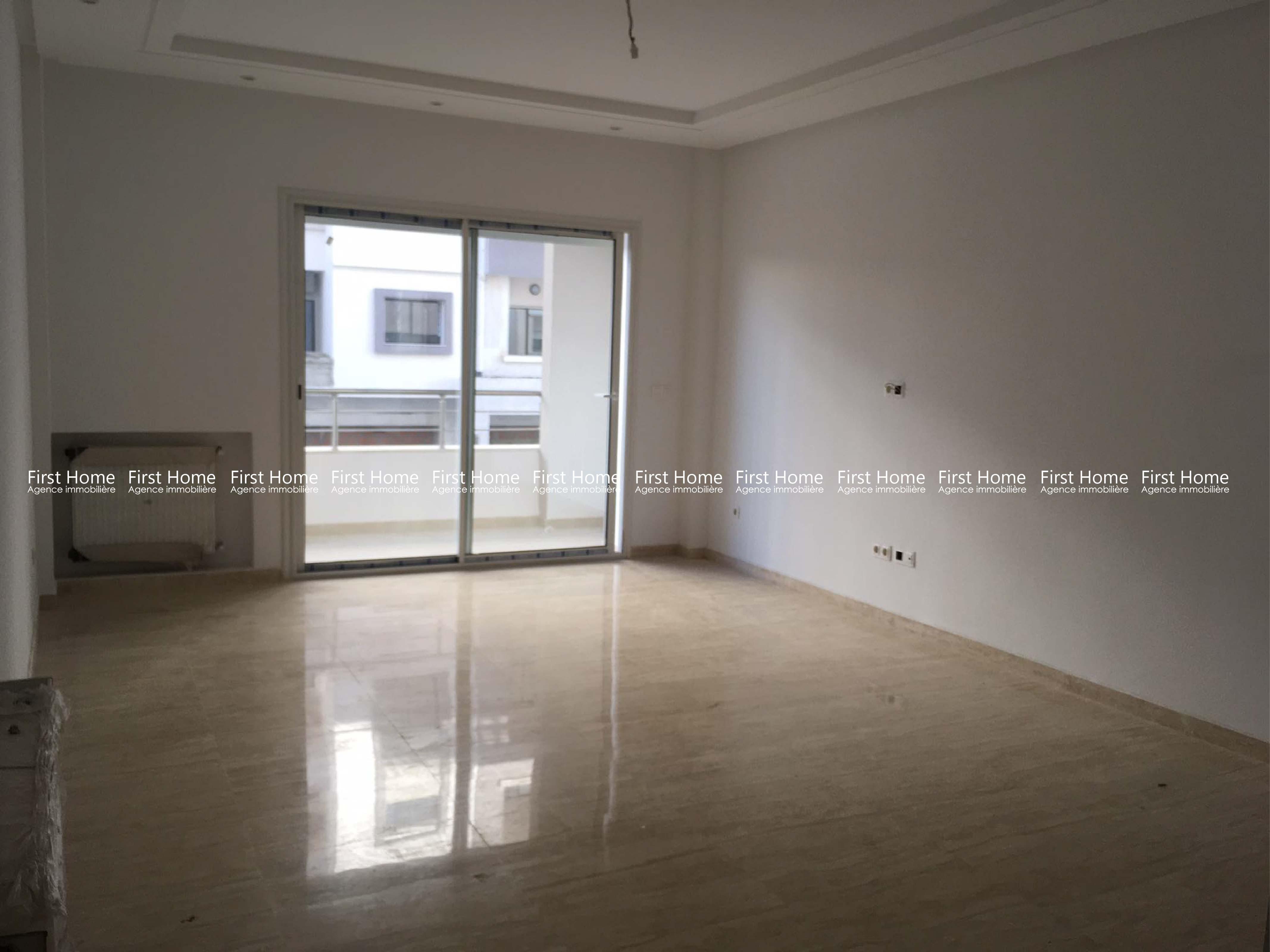 A louer un Appartement à S+2, jamais habité Ain Zaghouan