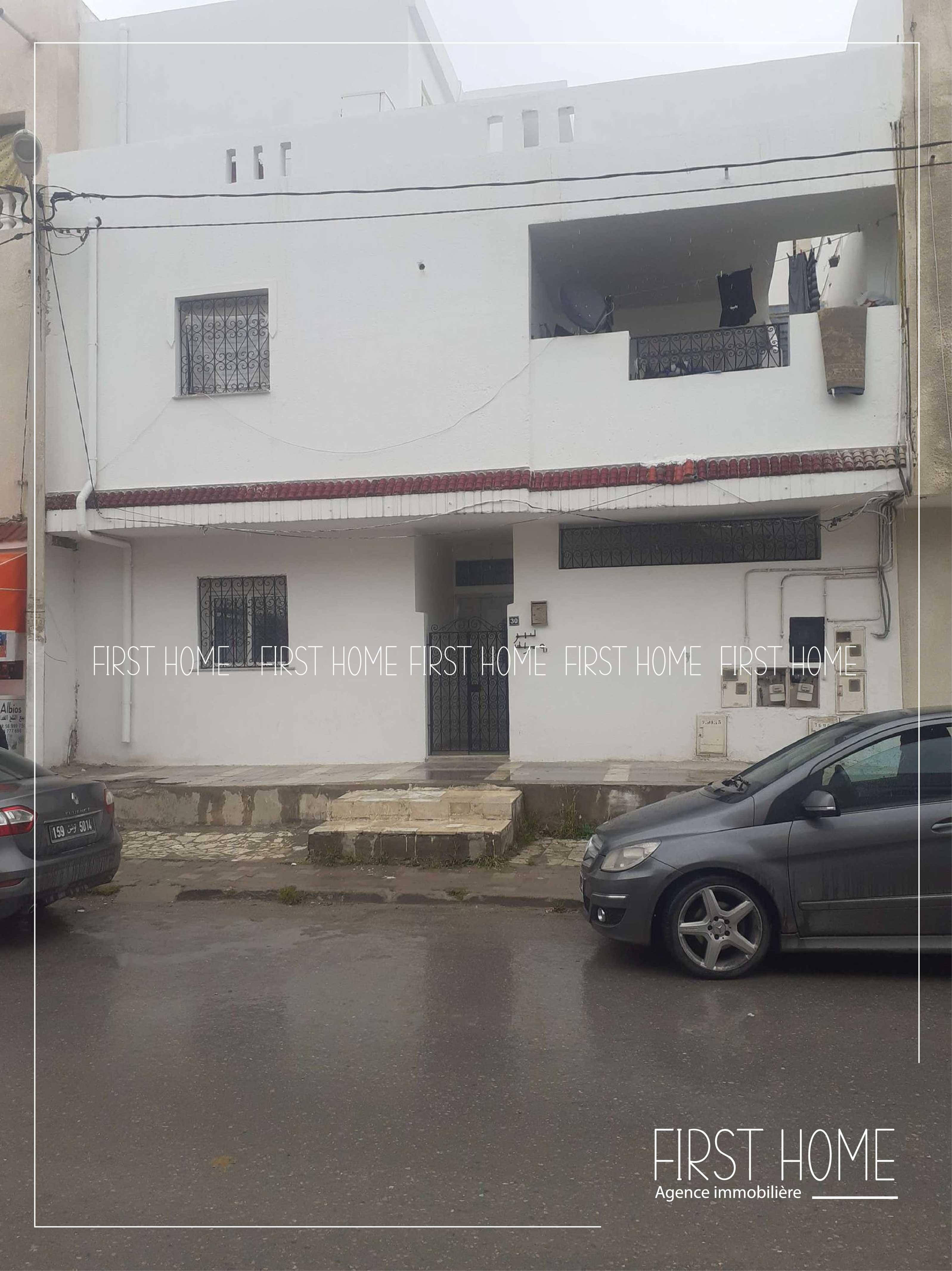 A vendre une maison à Cité El Khalil, La Marsa