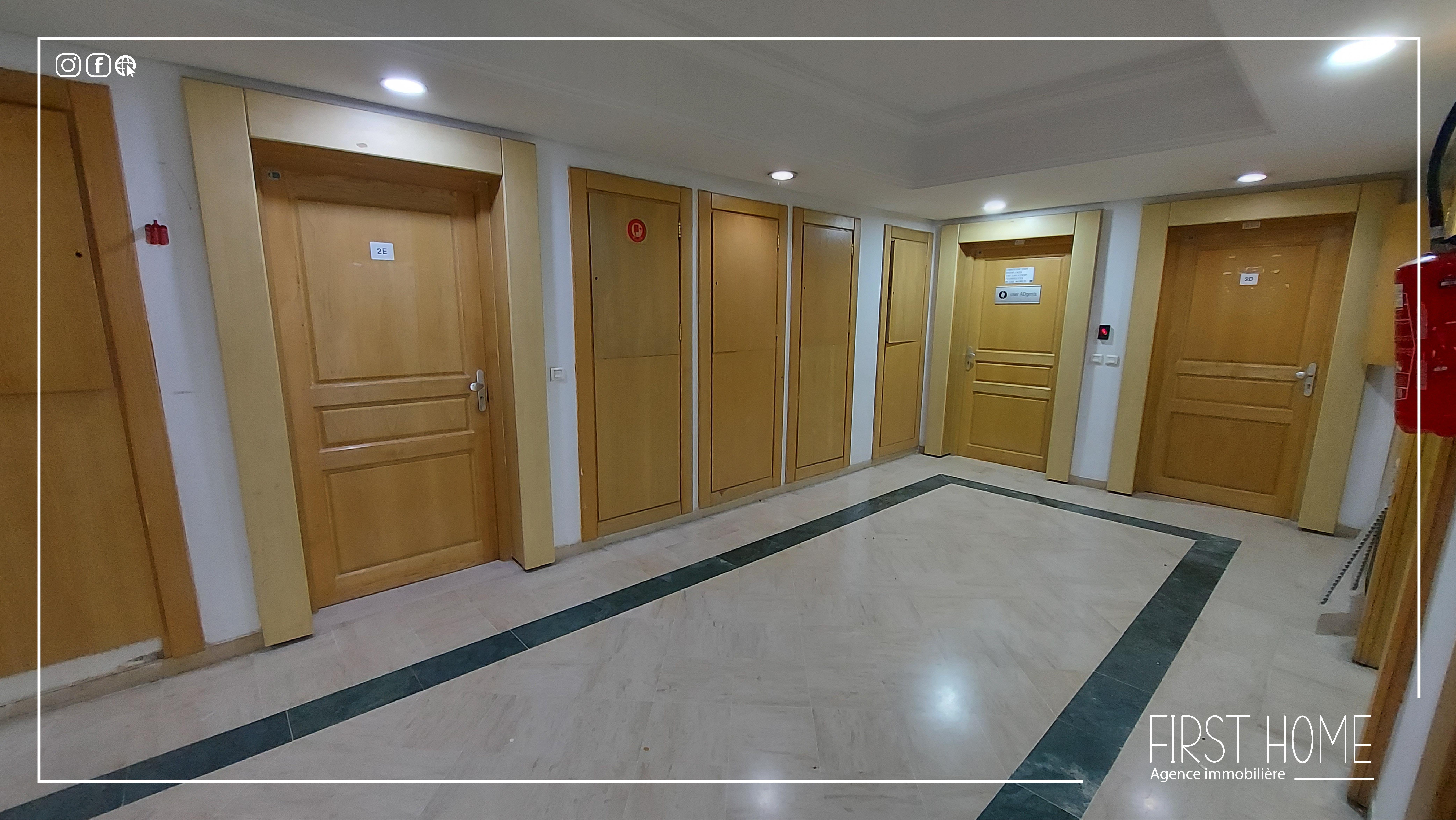 A louer un bureau à Tunis, Centre Ville