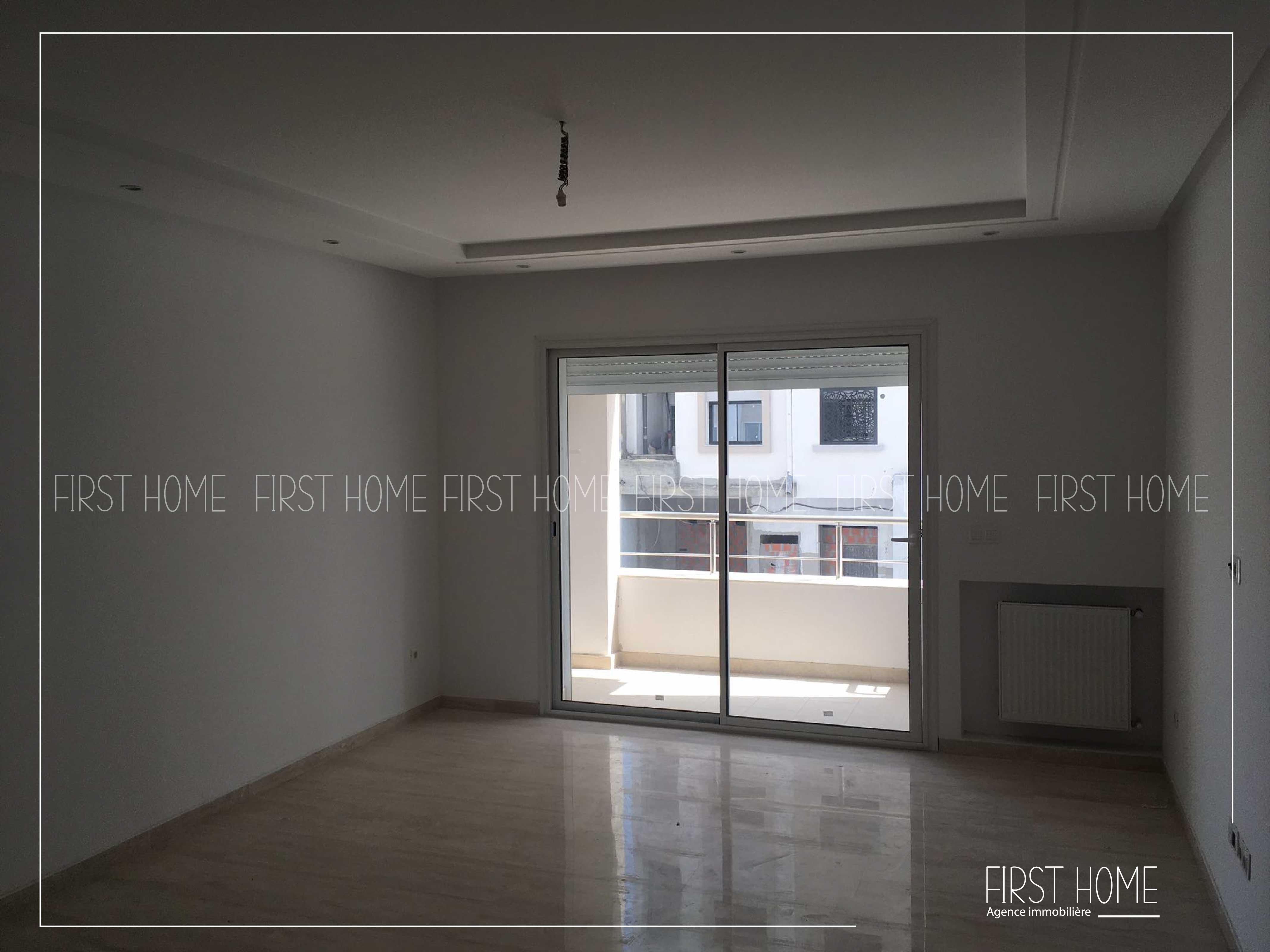 A louer un Appartement S+2, jamais habité à Ain Zaghouan