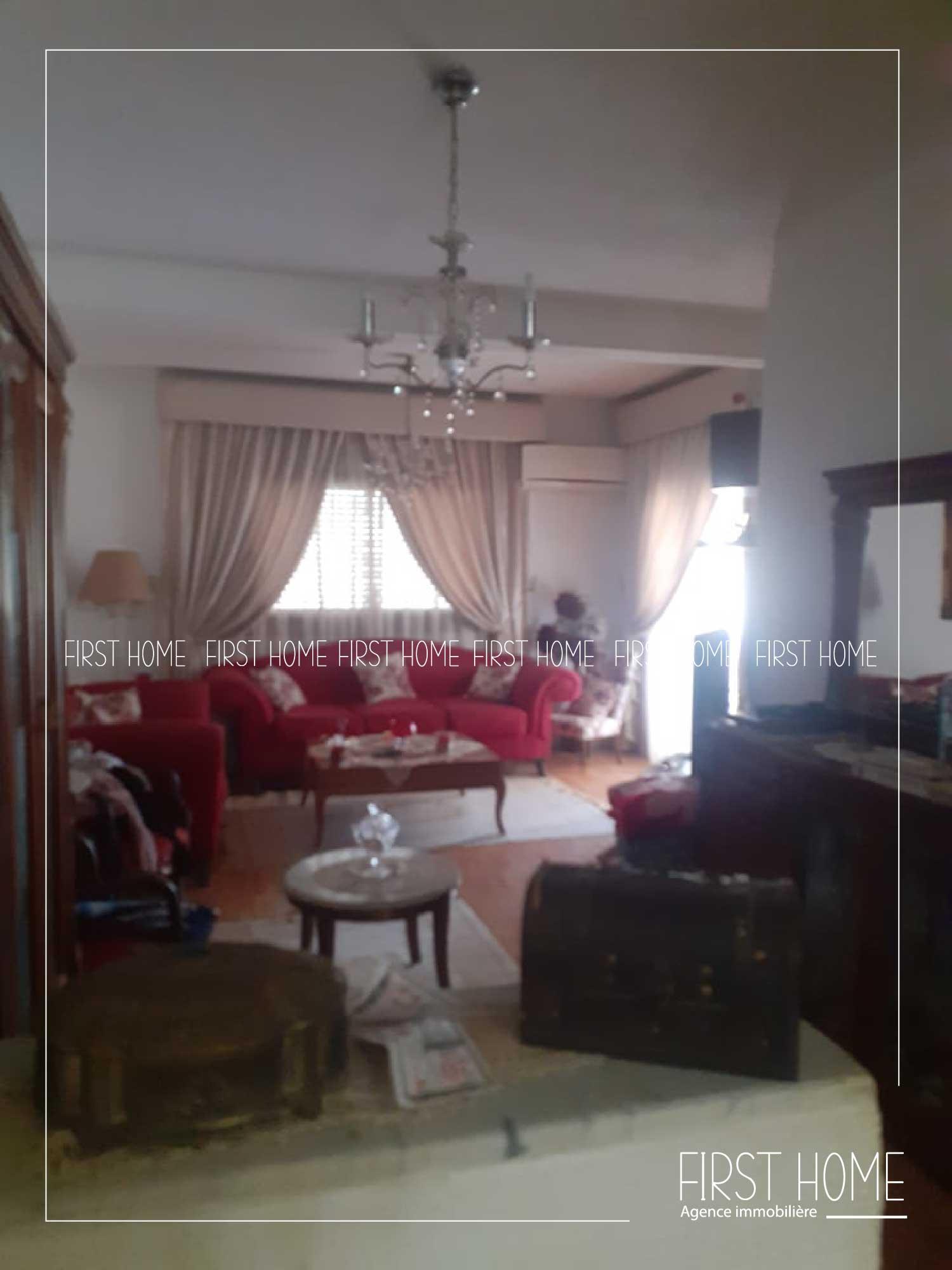 A vendre un Appartement à El Manar 1