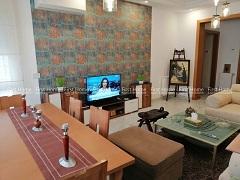 A louer un appartement s+3 meublé à la soukra