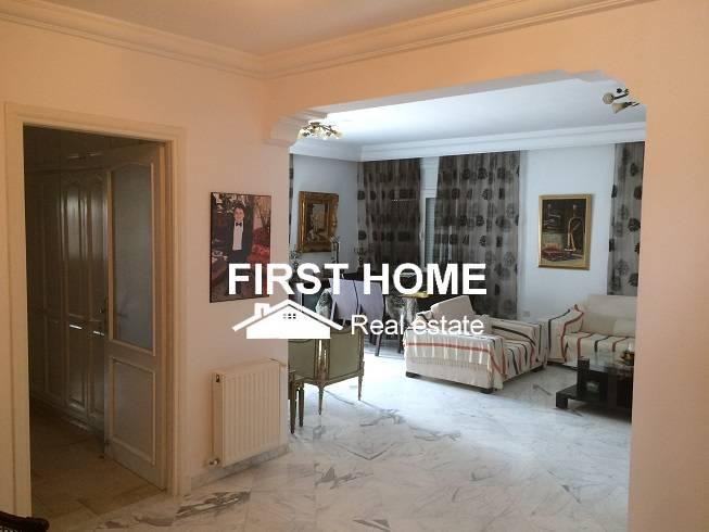 Un Appartement S+3 est en vente  à Ain Zaghouan.