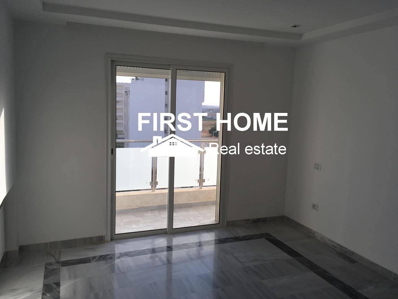 Un bel Appartement S+1 est en location aux Jardins d'El Menzah