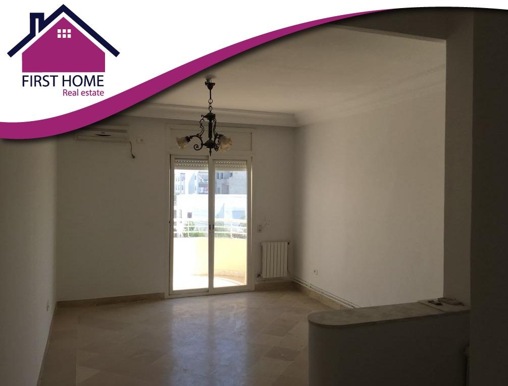 Un Appartement S+1 en location à la Soukra
