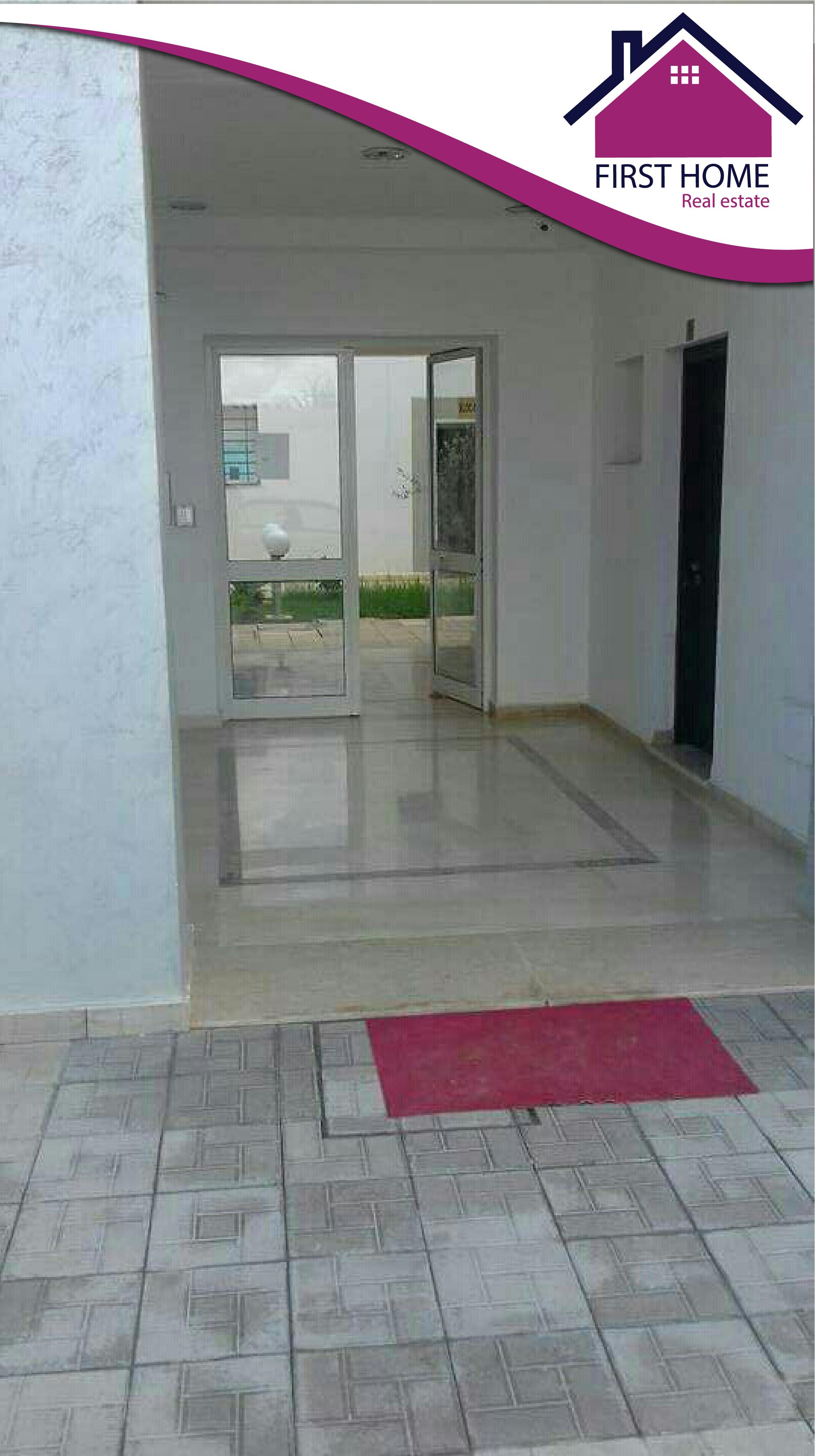 Un Appartement S+3 en location à l'Aouina ( Nahg El Matar )