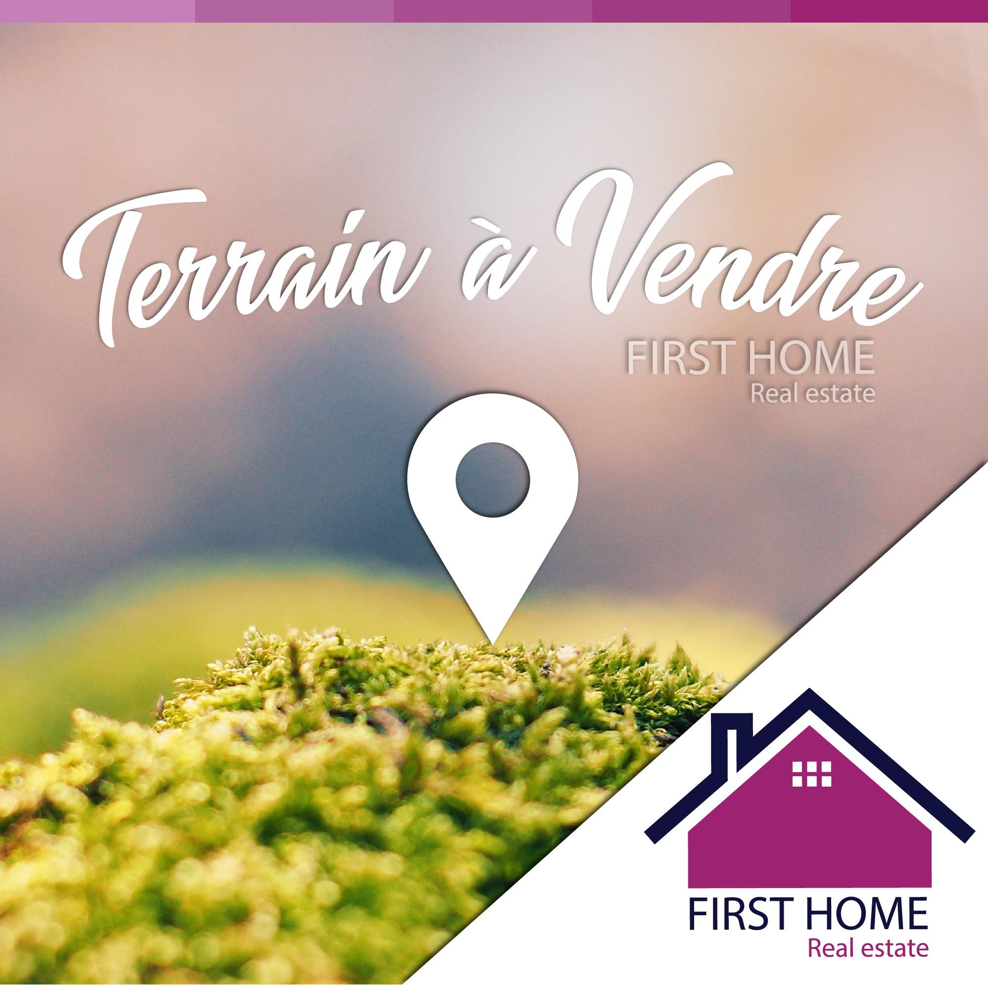 Un Terrain de 490 m² à vendre à Riadh Andalous