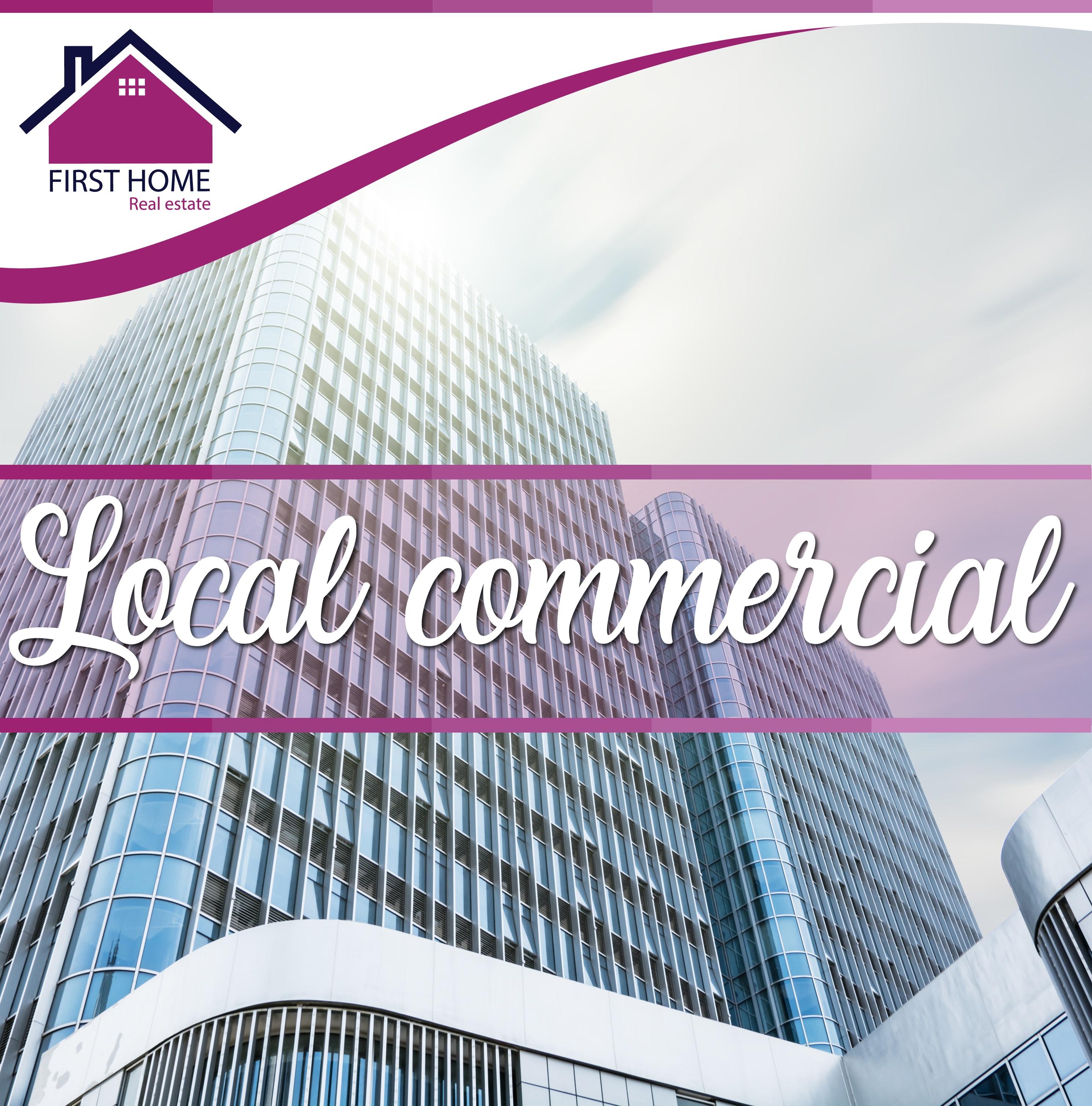 Un Fonds de Commerce de 80 m² à vendre à El Menzah 6